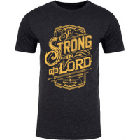 STRONG IN THE LORD - T-SHIRT HOMMES - TAILLE M