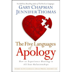 FIVE LOVE LANGUAGES OF APOLOGY (THE) BROCHÉ