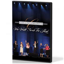 WE WILL SERVE THE LORD - DVD